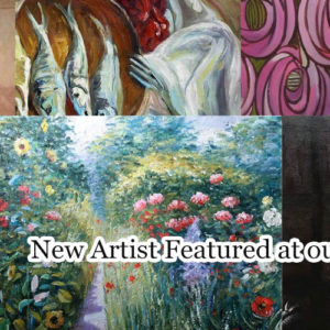 New Artist Recently Added to our Gallery