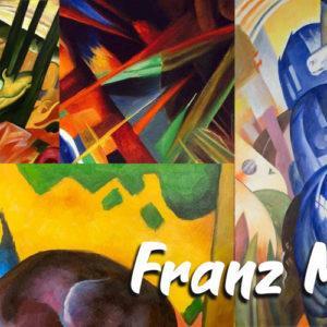 Franz Marc – The Golden Boy of German Expressionism